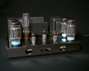 DIY tube amp ST70 mods