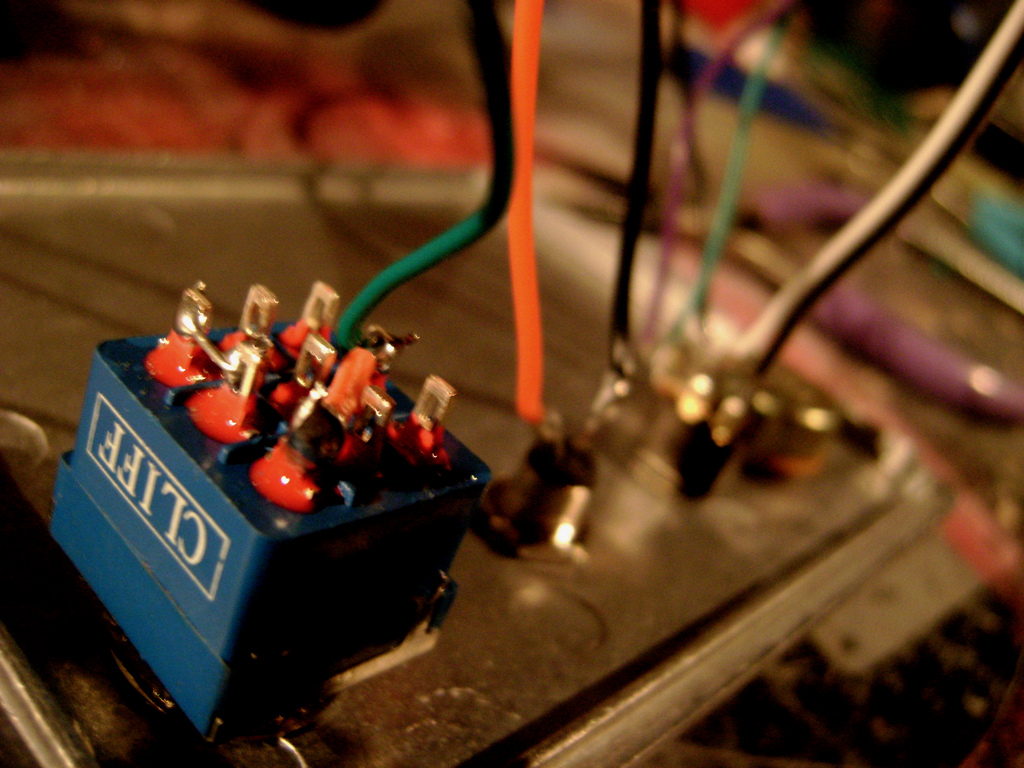 DIY Effects FX Pedal