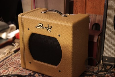 Swart intro pic/ using small amps podcast