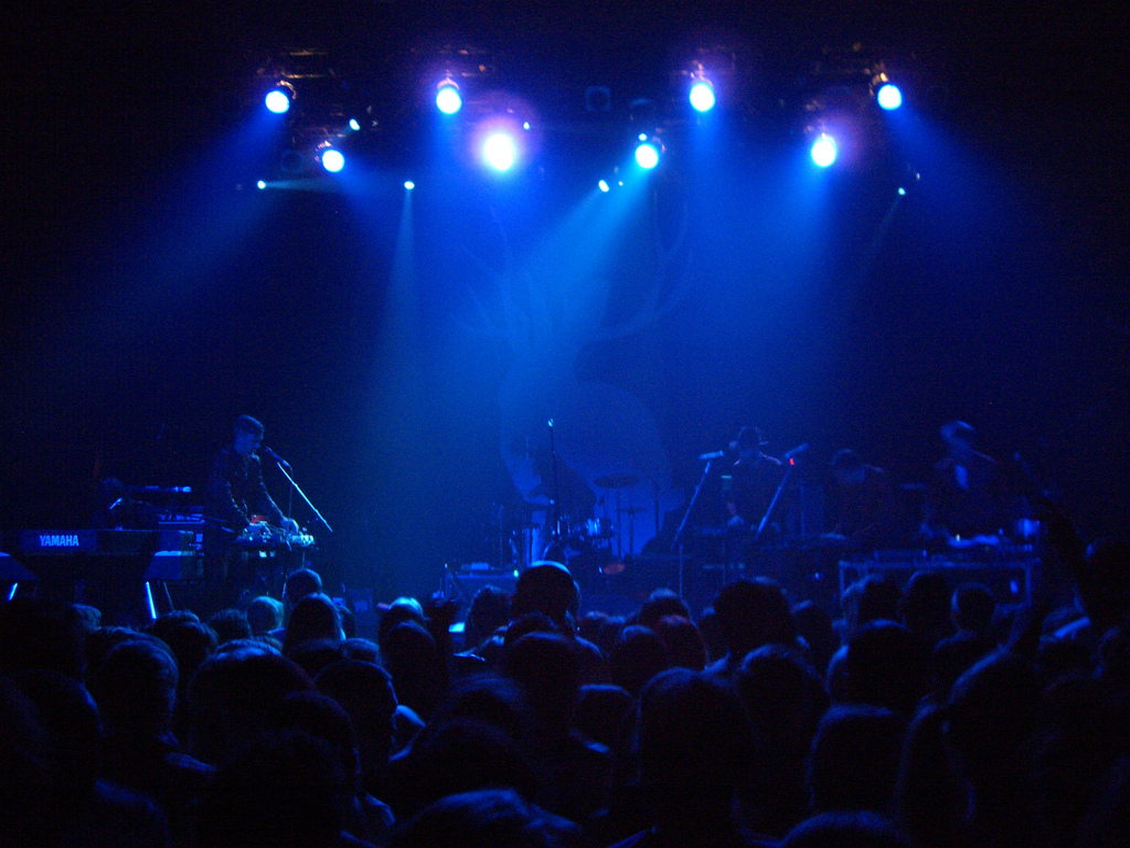 live sound - by Tim Gerland/ Tips for live show performance
