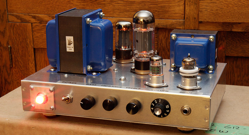 Producer 88 Amp/ DIY amp
