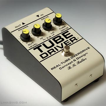 true vacuum tube overdrive pedals. Black Bedroom Furniture Sets. Home Design Ideas