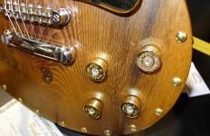 Paoletti Wine Guitar