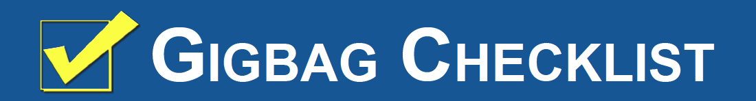 Gig Bag