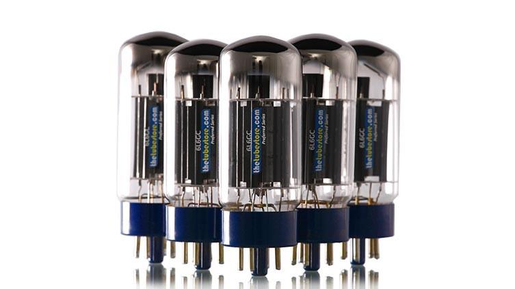 Preferred Series 6L6GC