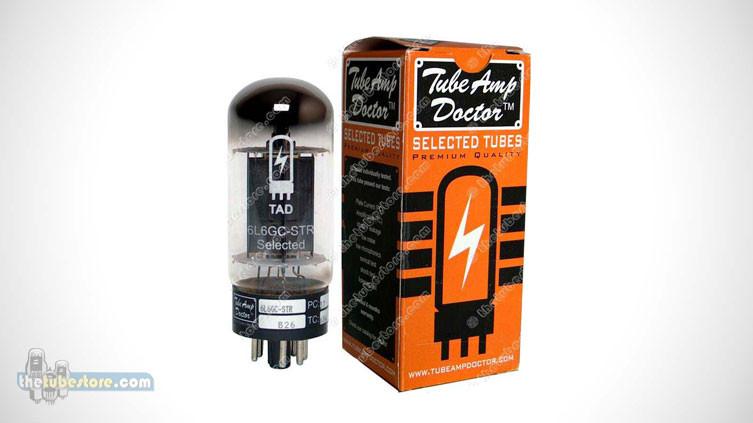Review TAD 6L6GC STR Tube