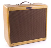 1956 Fender Tweed Tremolux 5E9