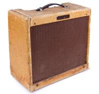1958 Fender Tweed Harvard 5F10