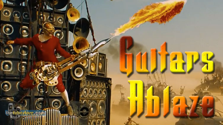 Guitars-Ablaze