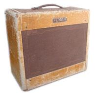 Mid 1950s Fender Tweed Deluxe 5D3