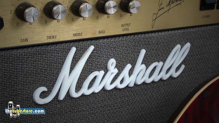 Marshall Tube Amplifiers