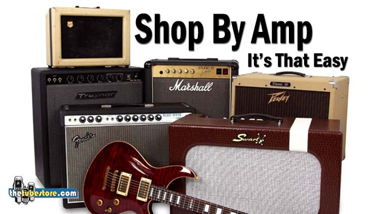 Shop By Amp - It's That Easy