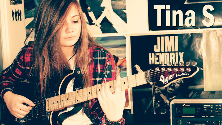 Tina S Shreds Light on the Future of Metal