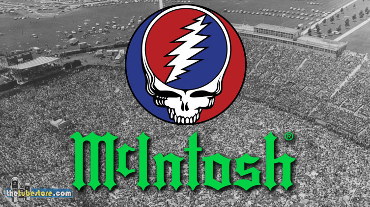 McIntosh saved the Grateful Dead