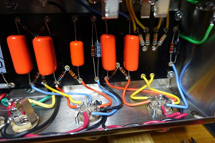 Trinity Amps Wiring