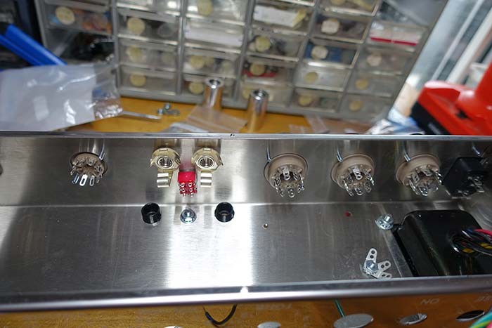 Trinity Amps Mounting Chassis
